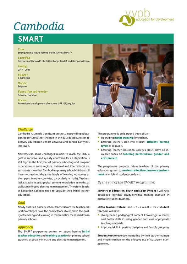 Publications | VVOB Cambodia