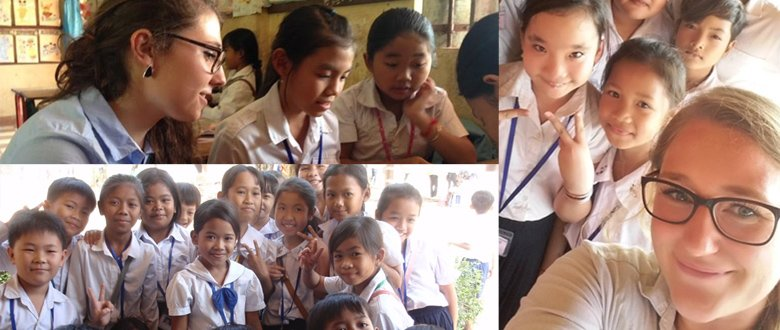 Teaching in Cambodia: A once in a lifetime experience